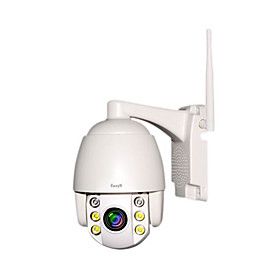 EasyN 1080P IP Camera Color Night Vision with Two Way Audio and Easy Insert TF Card Record Wireless