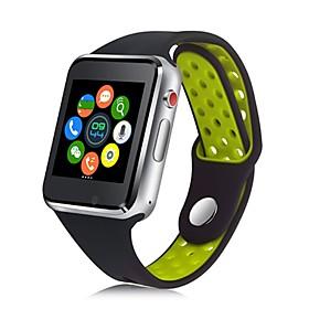 JSBP M3 Smartwatch Android Bluetooth 2G Smart Waterproof Touch Screen Hands-Free Calls Stopwatch Pedometer Call Reminder Activity Tracker Sleep Tracker / Alarm