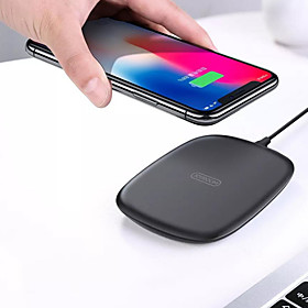 Joyroom Wireless Charger USB Charger USB Wireless Charger / Qi 1 USB Port 1 A DC 5V for iPhone X / iPhone 8 Plus / iPhone 8
