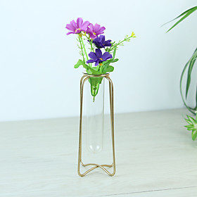 Decorative Objects, Glasses Metal Modern Contemporary Simple Style for Home Decoration Gifts 1pc
