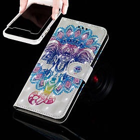 Case For Apple iPhone XR / iPhone XS Max Wallet / Card Holder / with Stand Full Body Cases Elephant Hard PU Leather for iPhone XS / iPhone XR / iPhone XS Max