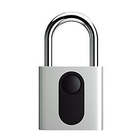 Zinc Alloy Fingerprint Padlock Smart Home Security System Fingerprint unlocking Home / Home / Office / Apartment Others / Security Door / Wooden Door (Unlockin