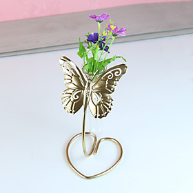 Decorative Objects, Glass Metal Modern Contemporary European Style for Home Decoration Gifts 1pc