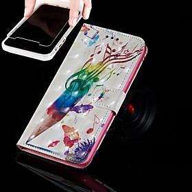 Case For Apple iPhone XR / iPhone XS Max Wallet / Card Holder / with Stand Full Body Cases Oil Painting Hard PU Leather for iPhone XS / iPhone XR / iPhone XS M