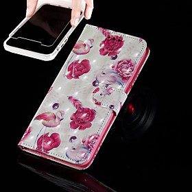 Case For Apple iPhone XR / iPhone XS Max Wallet / Card Holder / with Stand Full Body Cases Flamingo Hard PU Leather for iPhone XS / iPhone XR / iPhone XS Max