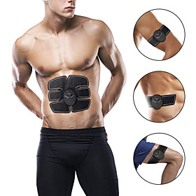 WOSAWE Hip Trainer Abs Stimulator Silicon Strength Training Weight Loss Muscle Toning Strengthens Muscle Tone Exercise  Fitness Workout Bodybuilding For Women