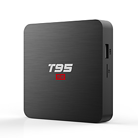 PULIERDE T95S2-A TV Box Android 7.1 TV Box Amlogic S905W 1GB RAM 8GB ROM Quad Core New Design