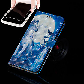 Case For Apple iPhone XR / iPhone XS Max Wallet / Card Holder / with Stand Full Body Cases Animal Hard PU Leather for iPhone XS / iPhone XR / iPhone XS Max