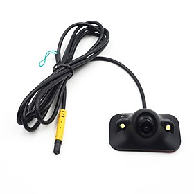 No Screen(output by APP) N / A 480TVL 720 x 480 1/4 inch CMOS PC7030 Wired 170 Degree Car Reversing Monitor Waterproof / Plug and play for Car