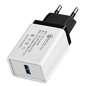 USB Charger -- Male to one Female Desk Charger Station New Design US Plug / EU Plug Charging Adapter