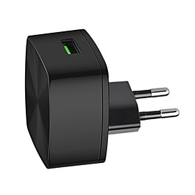 USB Charger SR-701US Male to one Female Desk Charger Station LCD Display / New Design / with Smart Identification US Plug Charging Adapter