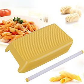1pc Plastic Multi-function DIY Noodles Rectangular Rolling Pin Pasta Tools Bakeware tools