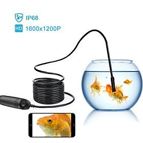 8 mm lens wifi Endoscope -   5 cm Working length Waterproof Car Repair Inspection