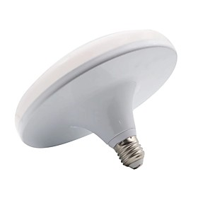 1pc 32 W 3000 lm E26 / E27 LED Globe Bulbs 72 LED Beads SMD 5730 Lovely Warm White / White 220-240 V