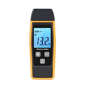 LITBest Wood Moisture Tester Moisture measurement 0-80% Auto Off / Convenient