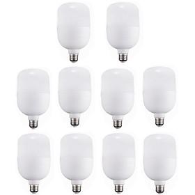 10pcs 5 W 450 lm E26 / E27 LED Globe Bulbs 6 LED Beads SMD 2835 Party / Decorative / Christmas Wedding Decoration Warm White / Cold White 220-240 V