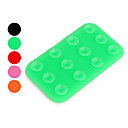 Anti Slip Rubber Pad for Mobile Phones (Assorted Colors)