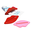Lip Shaped Toothpaste Squeezer