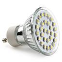 GU10 3528 SMD 30-LED White 70-90LM Light Bulb (230V, 1-2W)
