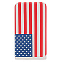 US Flag Pattern Style PU Leather Full Body Case for Samsung i9200 (Multi-color)