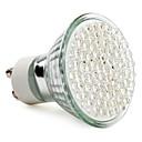 GU10 78-LED 390LM 3-3.5W 6000-6500K White Spot Bulbs (220-240V)