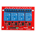 (For Arduino) 4-Channel 5V Relay Module Expansion Board