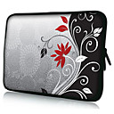Splicing Pattern Neoprene Laptop Sleeve Case for 10-15 iPad MacBook Dell HP Acer Samsung