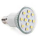 E14 12-5050 SMD 2-2.5W 100-150LM 2800-3300K Warm White Light LED Spot Bulb (220-240V)