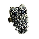 Retro Lovely Owl Ring