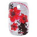 Flowers Pattern for Samsung Galaxy Mini S5570(Multi-Color)