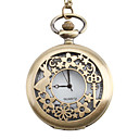 Womens Robby Alloy Analog Quartz Pocket Watch (Bronze)