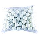 100 piezas Pelotas de Tenis de Mesa (Amarillo, Blanco)