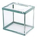 Aquarium Plastic Frame Net Breeder (7 x 6 x 5)