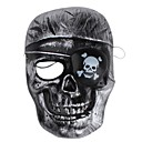 Cool Skull Pirate Mask for Halloween Costume Party