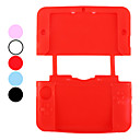 Protective Silicone Case for Nintendo 3DS XL/LL (Assorted Colors)