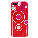 Circle Pattern Hard Case for iPhone 5/5S