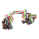 Colorful Dental Rope Bone for Dogs (Assorted Color)