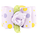 Colorful Rose Style Tiny Rubber Band Hair Bow for Dogs Cats(Assorted Color)