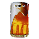 Beer Pattern Hard Case for Samsung Galaxy S3 I9300