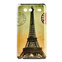 Paris Tower Pattern Hard Case for Samsung Galaxy S Advance I9070