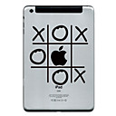 1 pieza Protector Posterior para Logo Playing With Apple iPad mini 1/2/3