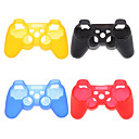 Protective Silicone Case for PS3 Controller  (Assorted Color)