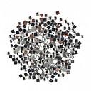 1000 pcs Joyería de uñas / Glitter y Poudre / Flatbacks con descuento Nail Art Design Punk / Boda / Moda Diario / Acrílico