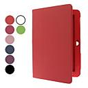10.1 modèle de litchi Case pouces de couleur pleine Full Body avec stylet et protecteur d'écran (couleurs assorties)