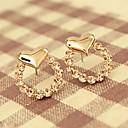elegant diamated earring