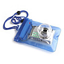 Home Travel Carry Pouch Bag Waterproof Case with Sling for Camera/Phone