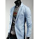 UOMO Pure Color Suit Capispalla Slim
