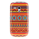Aztec Tribal Tribe Pattern Retro Vintage Hard Back Cover Case for Samsung Galaxy S3 Mini I8190