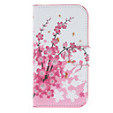 Flower Style LeatherR Flip Pouches Case Cover for Samsung Galaxy S3 I9300