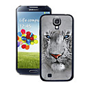 Blazing Colour Face Of Tiger Pattern 3D Effect Hard Case for Samsung Galaxy S4 i9500